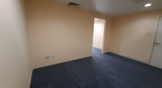 NEGOTIABLE OFFICE UNIT IN A COMFORTABLE LOCATION AT MAZYAD MALL TOWERS!