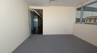 Fitted office unit for rent in Prestige Tower 17