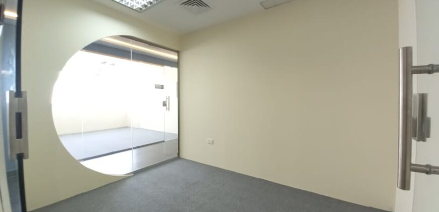 Best offer 11 + 1 month free office unit for lease in Prestige Tower 17