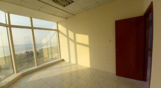Amazing fitted office unit for rent in Cornich Building