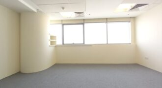 office unit in very affordable rent located in capital mall tower prestige tower 17