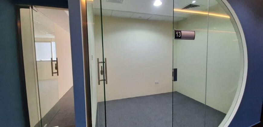 NEGOTIABLE OFFICE SPACE IN CAPITAL MALL