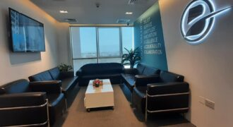 Luxurious office units for lease with great services offered!