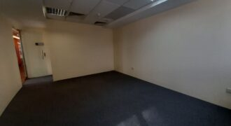 Spacious and beautiful views office space for lease in Prestige Tower 17