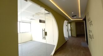 Elegant and Newly beautiful office space for lease in Prestige Tower 17