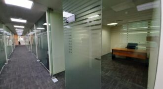 Different types and sizes of office units are available for rent!